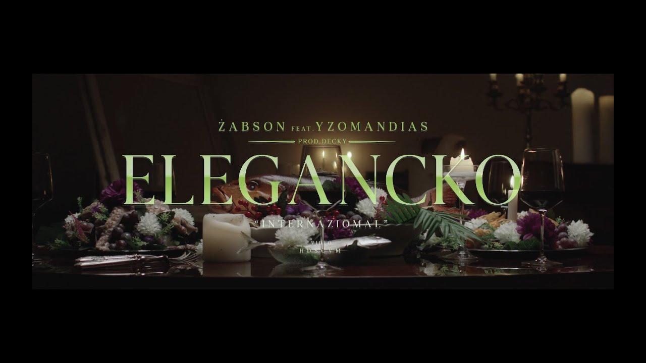 Żabson feat. Yzomandias – Elegancko