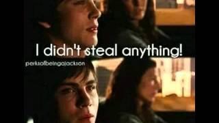 Percy Jackson Funny Side :)