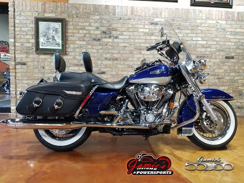 2006 Harley-Davidson Road King® Classic in Big Bend, Wisconsin - Video 1