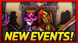 """Knights and Dragons - """"NEW"""" Lunar New Year & Valentine"""