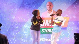 Comedy Store Uganda (Scientific) May 2021 - Mc mariachi on Clear & Glow