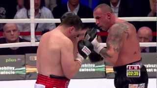 Анджей Голота  vs. Пшемыслав Салета (лучшие моменты)