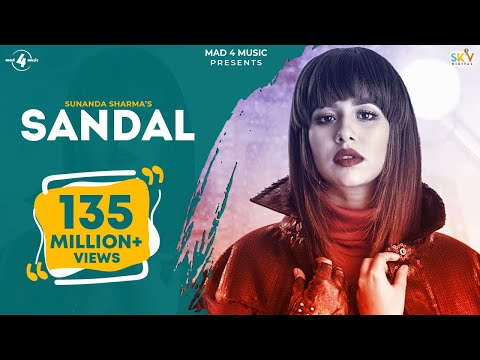 SANDAL (Official Video) SUNANDA SHARMA | Sukh-E | JAANI | Latest Punjabi Songs 2019 | MAD 4 MUSIC