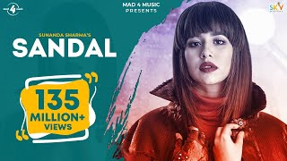 SANDAL (Official Video) SUNANDA SHARMA | Sukh E | JAANI | Latest Punjabi Songs 2019 | MAD 4 MUSIC