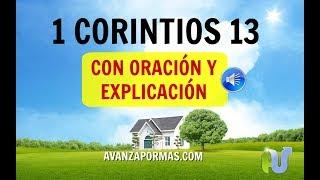 1 Corintios 13 Biblia Hablada El Amor TLA con EXPLICACIÓN y ORACIÓN Poderosa en Audio con Letra