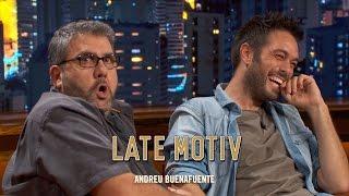 LATE MOTIV - Florentino Fernández y Dani Martínez. #vuelvenNOvuelven | #LateMotiv120