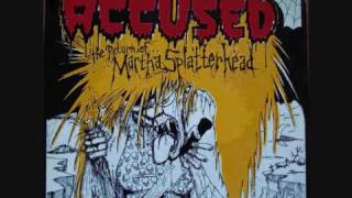 The Accüsed -  The return of martha splatterhead  (full album 1986)