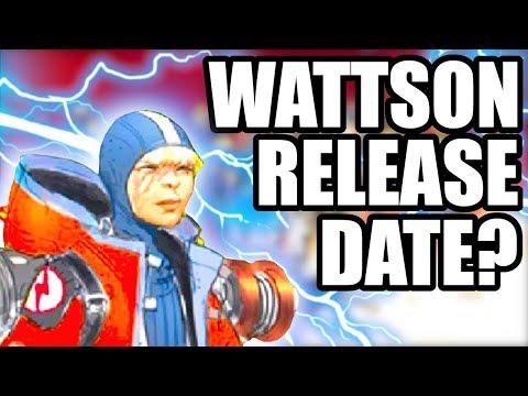 APEX LEGENDS WATTSON RELEASE DATE? NEW LEGENDS AND SEASON 2 BATTLE PASS LEAKS!