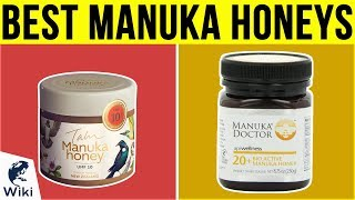10 Best Manuka Honeys 2019