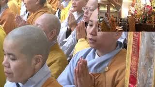 Lễ Húy Nhật Sư Bà Tọa Chủ Chùa Đức Viên -- San Jose -- 2019