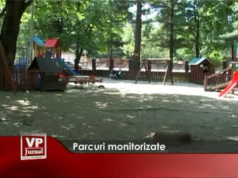 Parcuri monitorizate