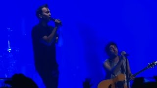 "All Time Low - ""Tidal Waves"" [Feat. Mark Hoppus] (Live in Los Angeles 5-3-15)"