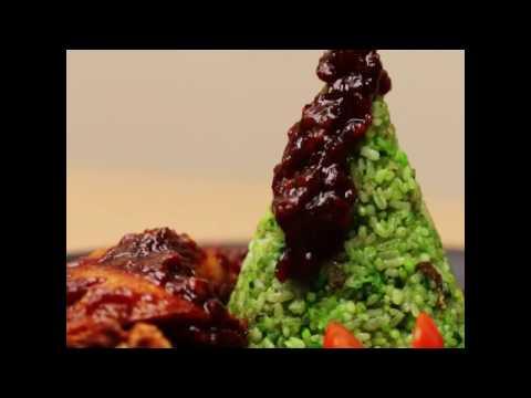 Video Nasi Goreng Hijau | Makanan Khas Indonesia
