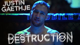 Justin Gaethje - Appetite for Destruction