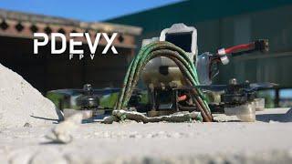 Error / PiratFrames Prototype + T-Motor F40 Pro IV / FPV Freestyle