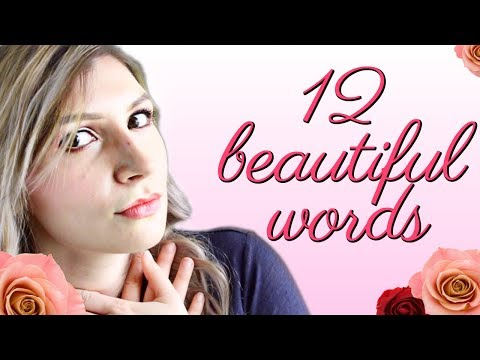 Download 12 Beautiful Words to Help Build Your Vocabulary Mp4 HD Video and MP3