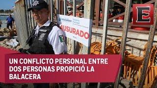 Balacera en club nocturno de Playa del Carmen deja 5 muertos y 15 heridos