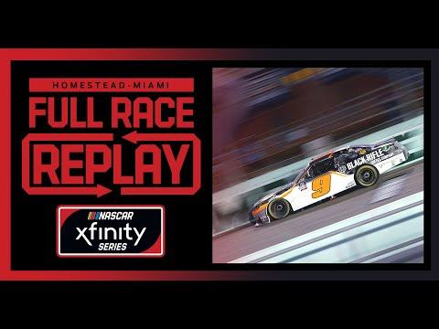 無料のNASCAR放送 ディーキーボドカ400(ホームステッドマイアミスピードウェイ)フルレース動画 Xfinity