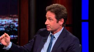 Real Time With Bill Maher David Duchovny – Holy Cow HBO