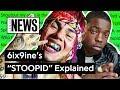 """6ix9ine & Bobby Shmurda's """"STOOPID"""" Explained   Song Stories"""