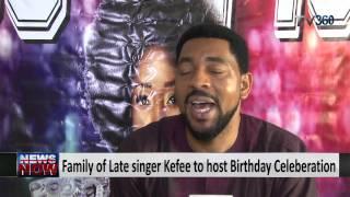 Family of Late singer Kefee to host Birthday Celeberation