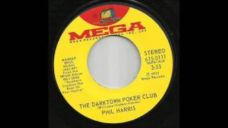 Phil Harris - The Darktown Poker Club
