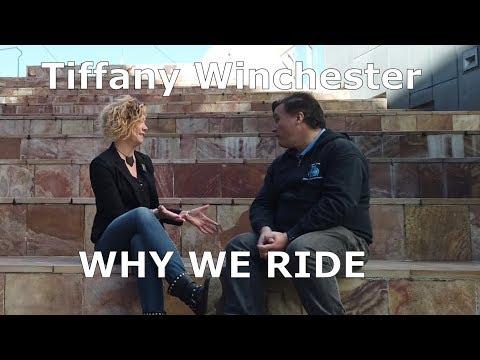 Why We Ride - Tiffany Winchester - Paris Brest Paris powered by white wine vinegar