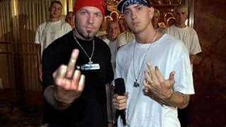 Eminem and Limp Bizkit's Fred Durst. Turn Me Loose