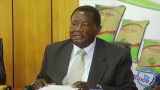 Mbunge wa zamani wa Webuye, Joash Wamang'oli | Wako Wapi?