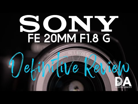 External Review Video ntCF46ngQs0 for Sony FE 20mm F1.8 G Lens (SEL20F18G)