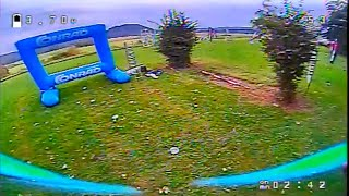 Second Race of 2021 | FPV Racing DVR (60FPS)