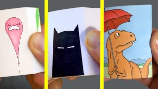 Andymation Compilation // My Best Flipbooks