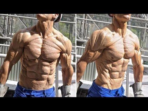 Le massage des muscles obliques du ventre