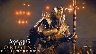 "The Curse Of The Pharaohs Ending - Assassin's Creed Origins (FINAL ""BOSS"" SCENE)"
