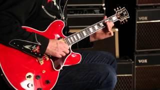 Gibson Memphis B.B. King Lucille  •  SN: 12792723
