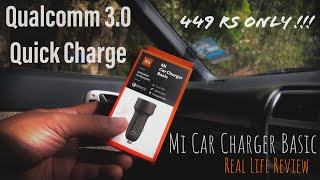 Mi Car Charger Basic - Real Life Review