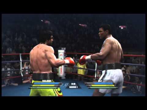 Видео № 1 из игры Fight Night Round 4 [Xbox 360]