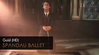 Spandau Ballet - Gold video