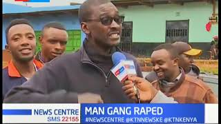 Man gang raped in Meru county near Kithaku 2 weeks ago, he is recovering in hospital