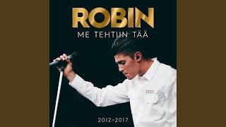 """Video thumbnail of """"Robin Packalen - Haluun Sun Palaavan"""""""