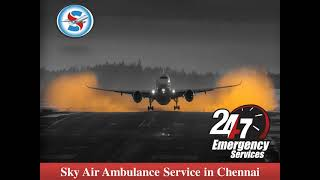 Select Air Ambulance in Mumbai with the Latest Medical System