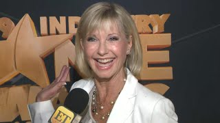 Olivia Newton-John Radiates Positivity as She Shares Breast Cancer Battle Update (Exclusive)