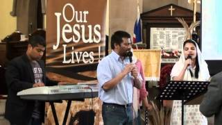 Malayalam Worship @ Sheffield Church By Kings Choir