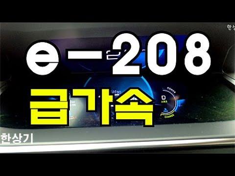 한상기 푸조 208