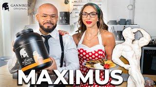 MAXIMUS - Der hochwertigste Weight Gainer ist da!