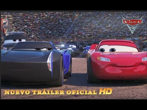 """Segundo tráiler en español de """"Cars 3"""""""