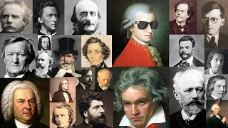 100 Most Famous Classical Pieces