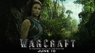 "Warcraft - Featurette: ""Paula Patton"" (HD)"