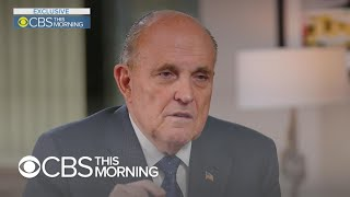 """Giuliani lashes out against Bolton: """"You're an atomic bomb"""""""