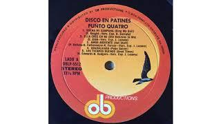 Punto Quatro - Amor Ardiente (Hot Stuff) 1979